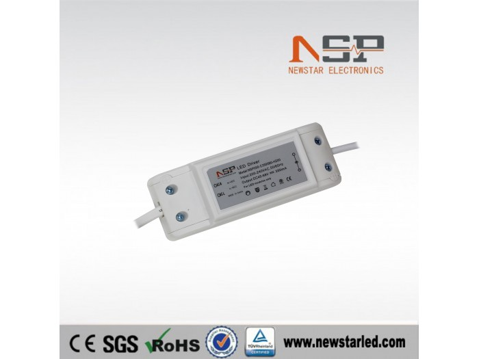 30W Power Supply Plastic Case