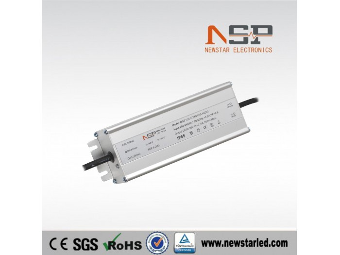 100W Waterproof LED Driver