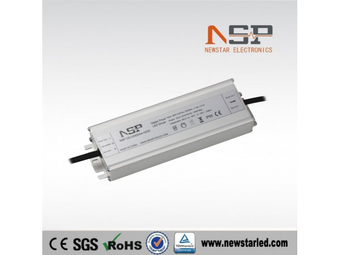 120W Waterproof LED Driver